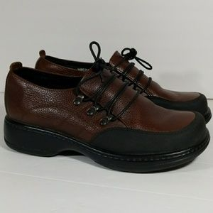 Women's Dansko Janika Leather Oxford Shoe Size 7.5